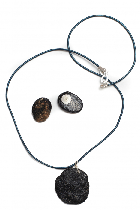 Colier Hand Made - Coal Element [0]