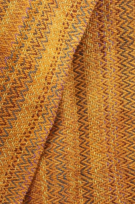 Jacheta femei scurta portocalie 3