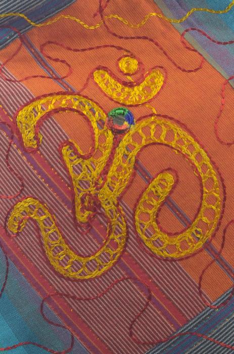 Geanta de umar multicolor - OM - Orange 1