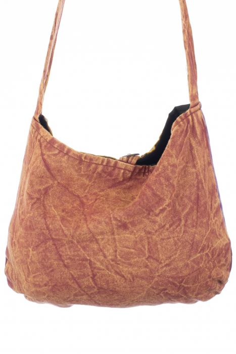 Mini geanta din bumbac - OM 2 1