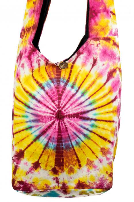 Geanta de umar Tie Dye - Multicolor [0]