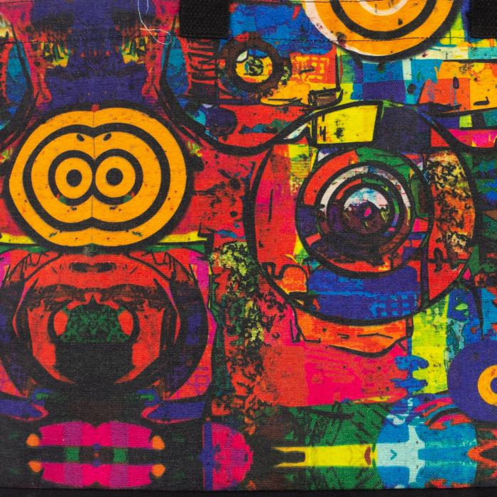 Geanta din bumbac - Urban Art 2