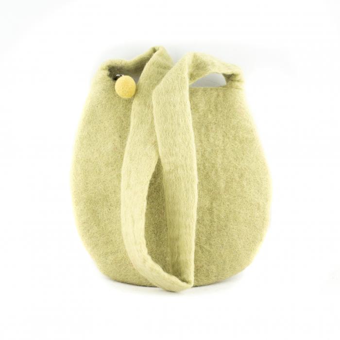 Gentuta de umar din feltru - Mushroom sprout 1