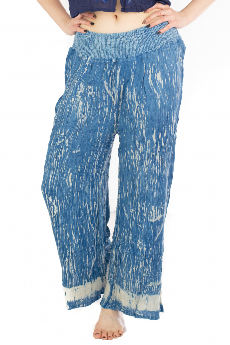 Pantaloni lejeri unicat - Ocean Breeze 5