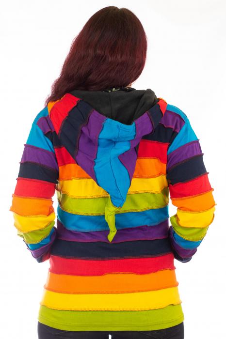 Hanorac din bumbac - Rainbow SHJK20 3