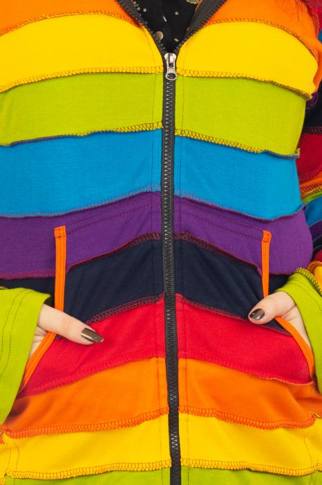 Hanorac din bumbac - Rainbow SHJK20 2