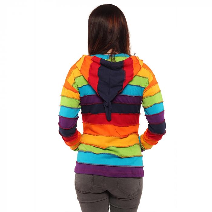 Hanorac din bumbac - Rainbow 2
