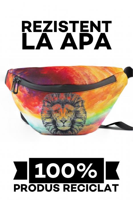 Borseta - Lion (100% Polyster Reciclat) 0