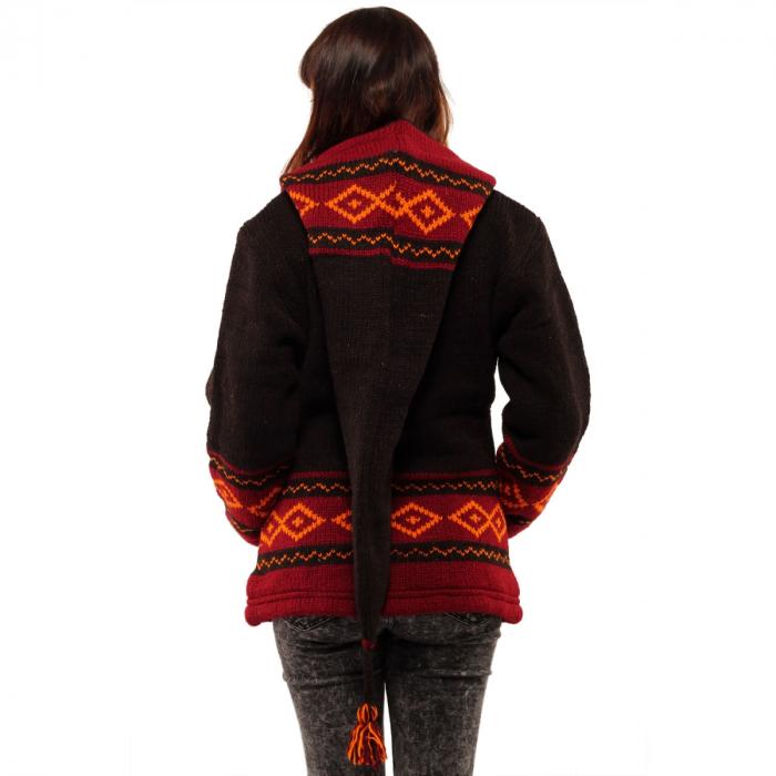 Jacheta din lana - ELF 2