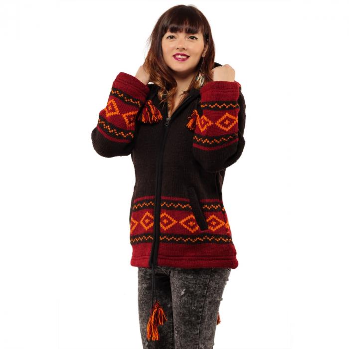 Jacheta din lana - ELF 1