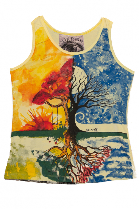 Maiou colorat Galben - 4 Seasons [0]