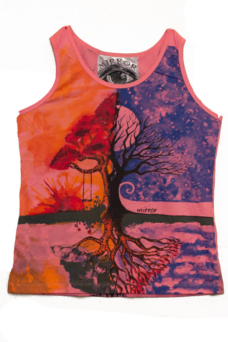 Maiou colorat Roz - 4 Seasons 0
