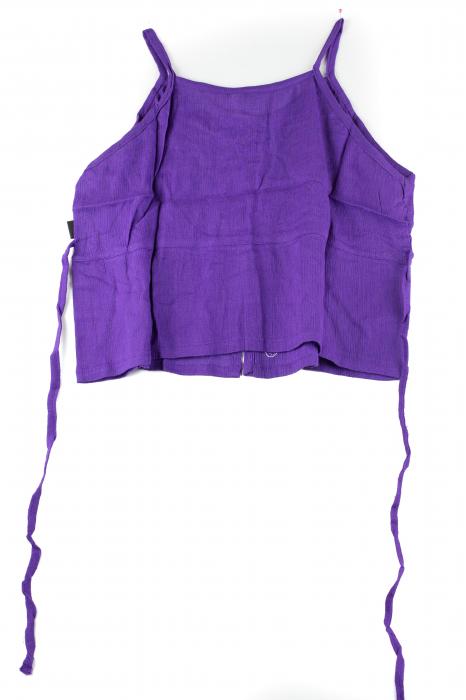 Maiou de plaja - Violet model 3 1