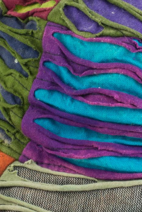 Palarie bumbac Razor-Cut - Multicolor 1