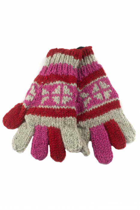 Manusi de lana - Color combo 22 [0]