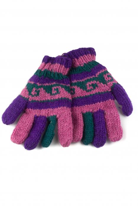 Manusi de lana - Color combo 29 0
