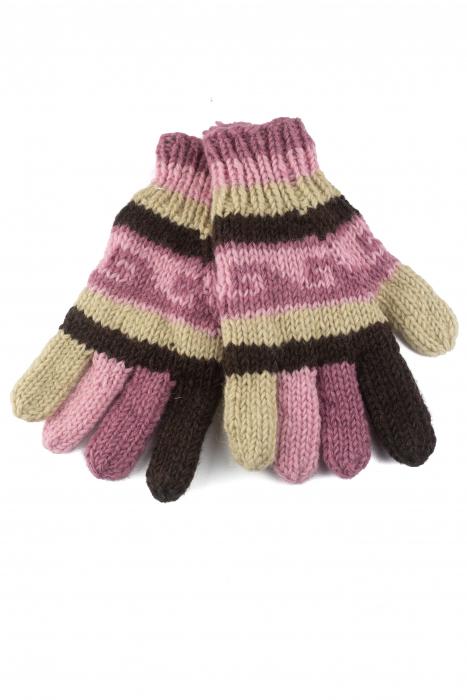Manusi de lana - Color combo 25 0