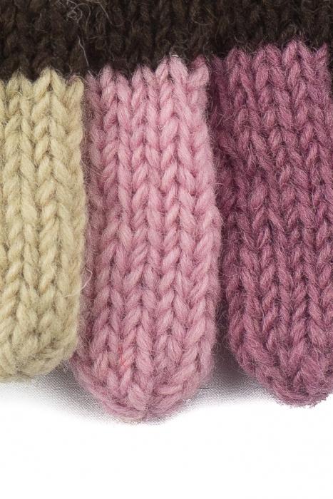 Manusi de lana - Color combo 25 1
