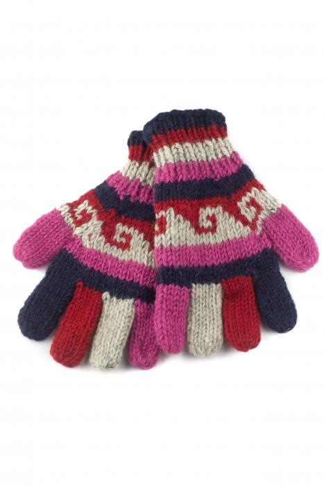 Manusi de lana - Color combo 26 0