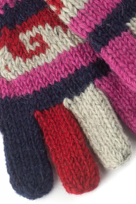 Manusi de lana - Color combo 26 1