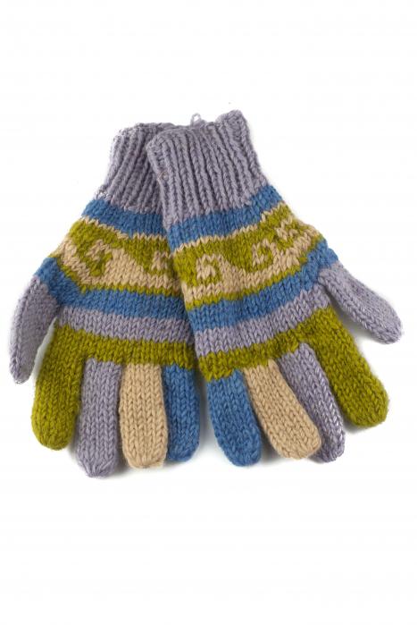 Manusi de lana - Color combo 33 0