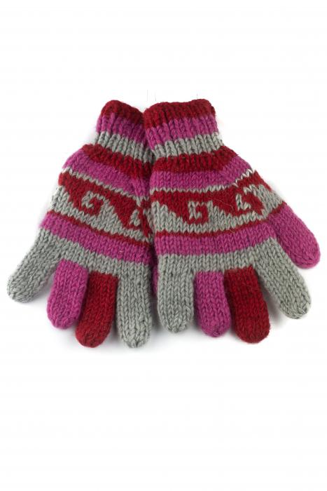 Manusi de lana - Color combo 39 0