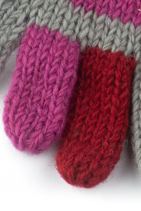 Manusi de lana - Color combo 39 2