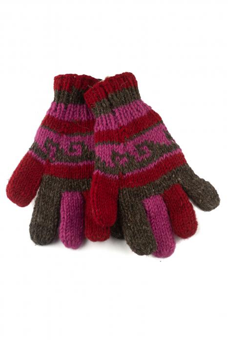 Manusi de lana - Color combo 53 0