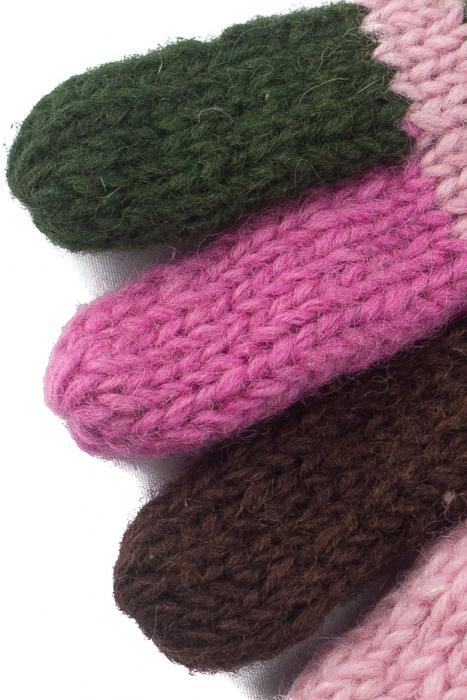 Manusi de lana - Color combo 55 [1]