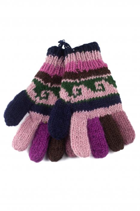 Manusi de lana - Color combo 58 0