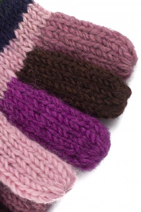 Manusi de lana - Color combo 58 1