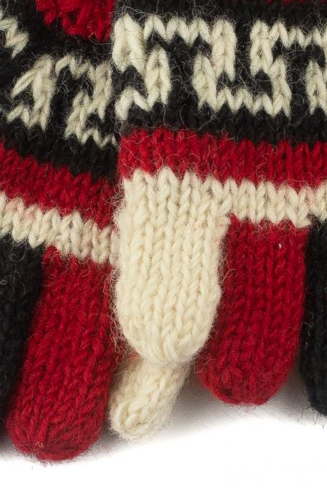 Manusi de lana - Color combo 60 2