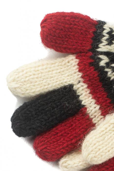 Manusi de lana - Color combo 60 1
