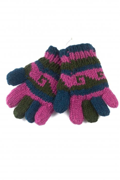 Manusi de lana - Color combo 77 0