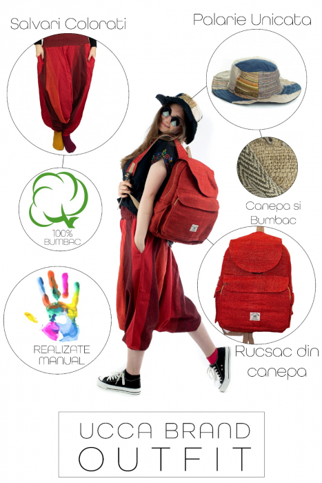 Outfit Ucca - Lady in red [0]