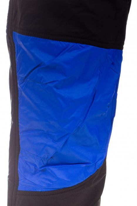 Pantaloni de drumetie captusiti de iarna - Black [5]