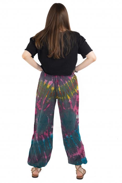 Pantaloni Tie-Dye - Multicolori [3]