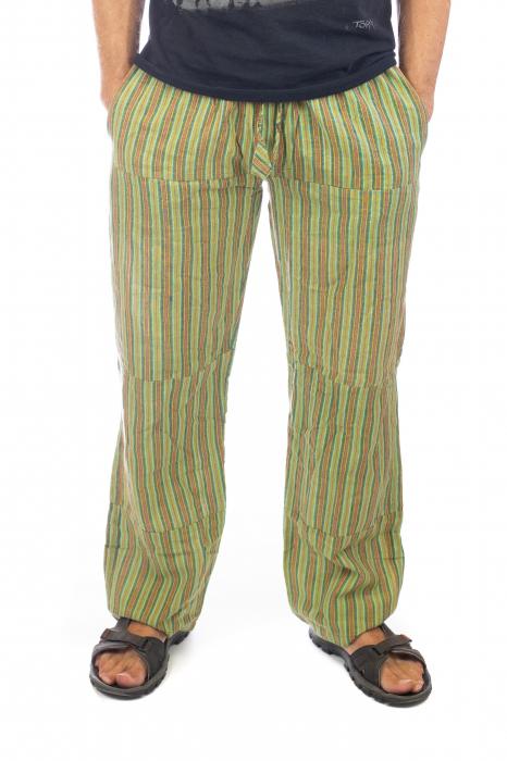 Pantaloni cu dungi - Model 11 0