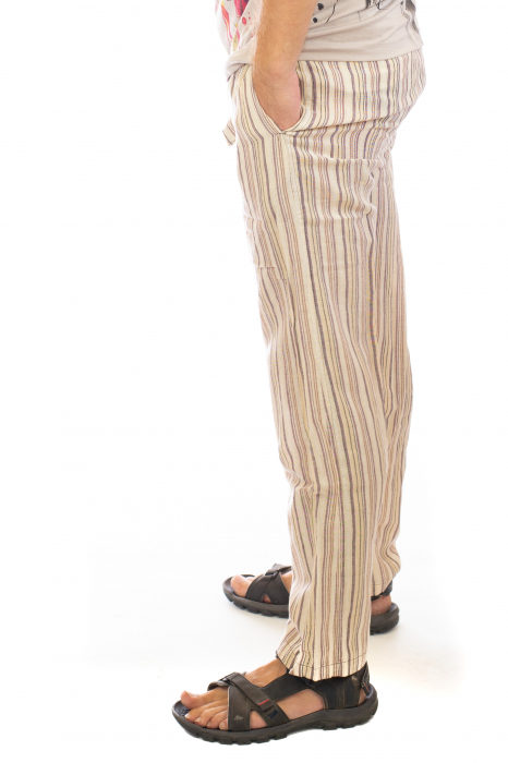 Pantaloni cu dungi - Model 3 [1]
