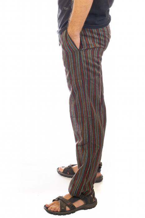 Pantaloni cu dungi - Model 6 [1]