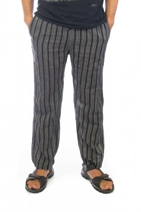 Pantaloni cu dungi - Model 9 0