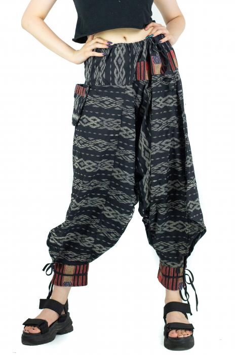 Pantaloni cu motive etnice - model 11 [0]
