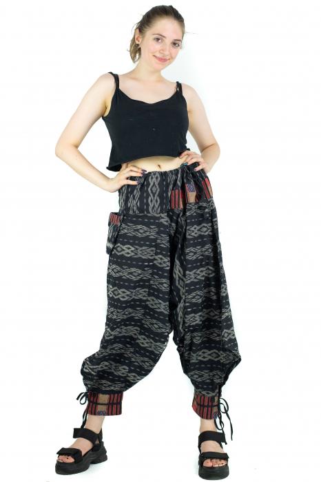 Pantaloni cu motive etnice - model 11 [1]