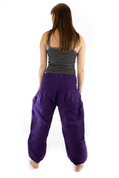 Pantaloni Lejeri - Mov 3