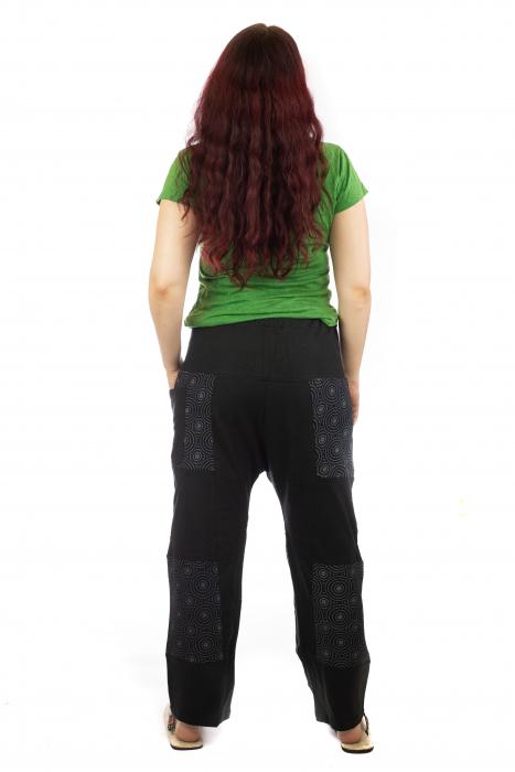 Pantaloni lejeri din bumbac - Model 2 A731 3