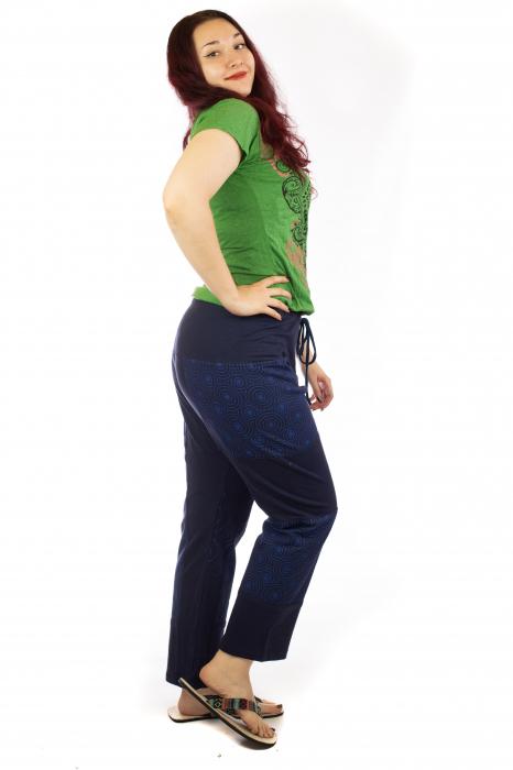Pantaloni lejeri din bumbac - Model 3 A731 2