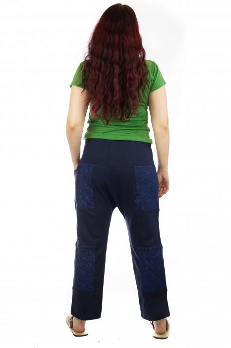 Pantaloni lejeri din bumbac - Model 3 A731 4