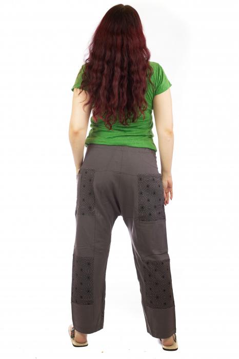 Pantaloni lejeri din bumbac - Model 4 A731 4