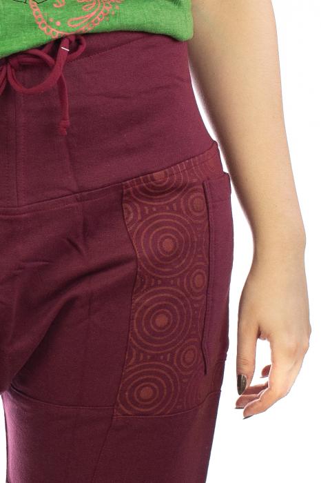 Pantaloni lejeri din bumbac - Model 5 A731 2