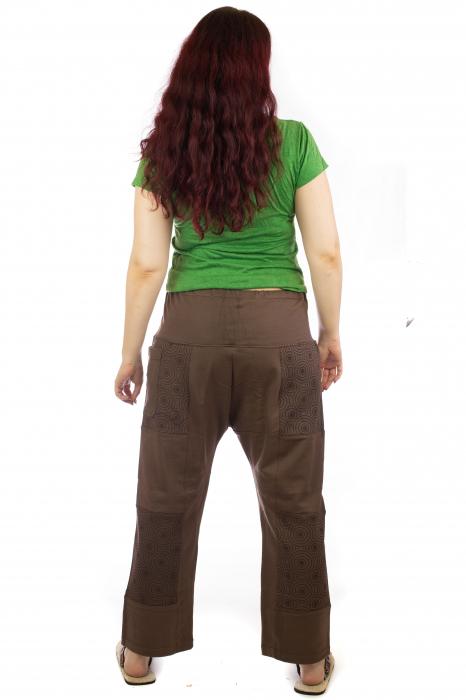 Pantaloni lejeri din bumbac - Model 6 A731 [3]